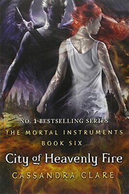 The Mortal Instruments 6: City of Heavenly Fire, Clare, Cassandra Book