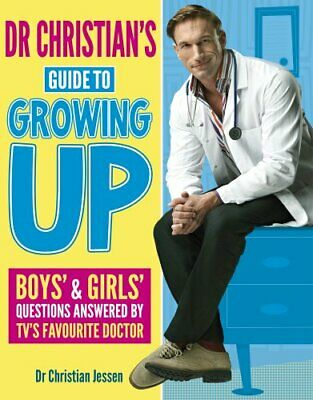 Dr Christian's Guide to Growing Up by Jessen, Dr Christian Book The Cheap Fast