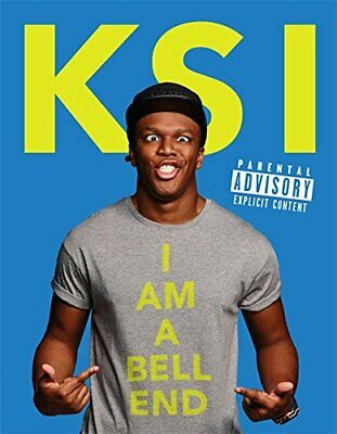 KSI: I Am a Bellend by KSI Book The Cheap Fast Free Post