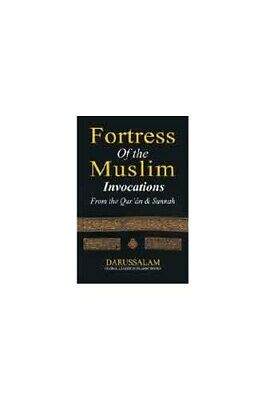 Fortress of the Muslim (Large) by sa'id bin wahf al-quahtani Book The Cheap Fast