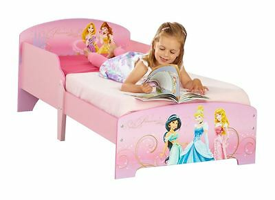 Disney Princess Hellohome MDF Toddler Bed wooden