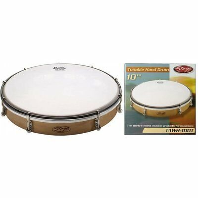 "Stagg Hand Drum 10"" Tunable"