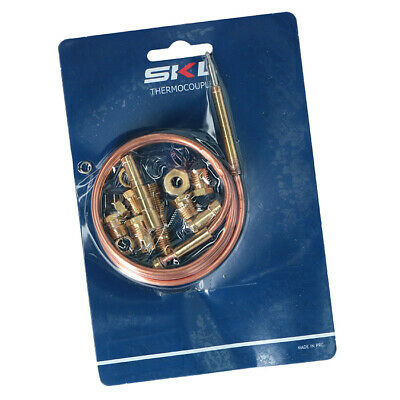SUPER UNIVERSAL GAS THERMOCOUPLE 900mm COMMERCIAL GAS
