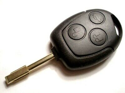 3 BUTTON REMOTE KEY FOB  for FORD FIESTA, FUSHION, TRANSIT CONNECT, 2007 -2013