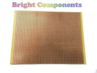 Stripboard (Vero Strip Prototyping Board) 95mm x 127mm - UK - 1st CLASS POST