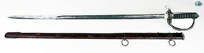 Fabulous German George V Officer's Sword For The Royal Artillery