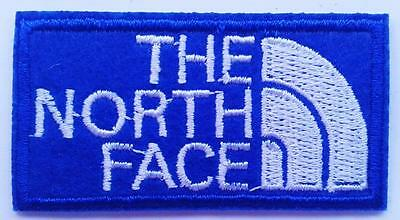 THE NORTH FACE IRON ON EMBROIDERED PATCH VEST 6cm x 3cm BUY 2 GET 1 FREE
