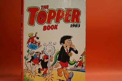The Topper Book 1983 (Annual) D C Thomson Very Good Book