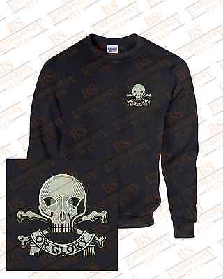 17th/21st Lancers Embroidered Sweatshirts