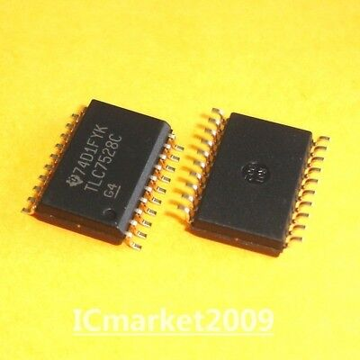 1pcs TLC5510I TLC5510 TLC5510INSR ANALOG-TO-DIGITAL CONVERTER SOP-24