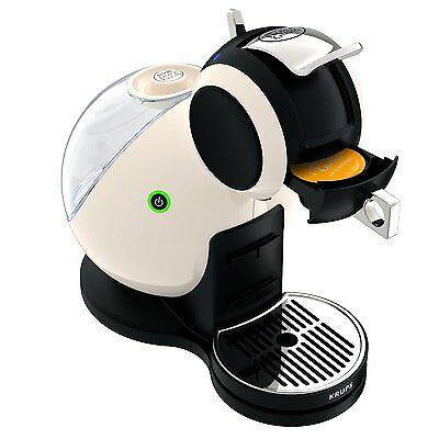 NESCAFE Dolce Gusto Melody 3 Manual Coffee Machine by Krups - Ivory