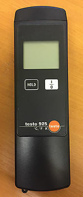Testo 925 Thermometer (Does Not Come With Probe)