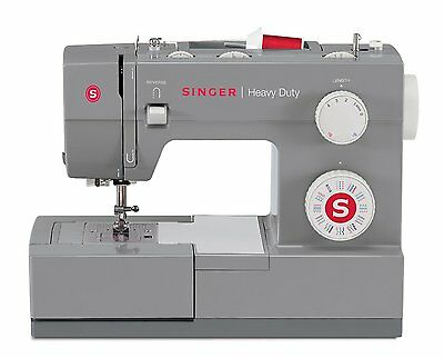 Singer 4432 Heavy Duty Extra-High Speed 32-Stitch Sewing Machine with Metal CXX
