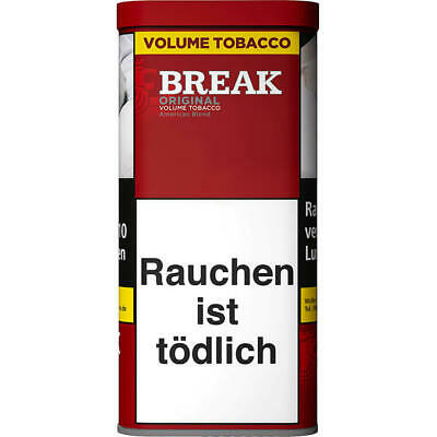 3 x 130g  Break Volumentabak Dose / Break Volume Tobacco