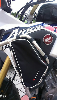 Honda AFRICA TWIN CRF1000 bags luggage panniers for Touratech crash bars