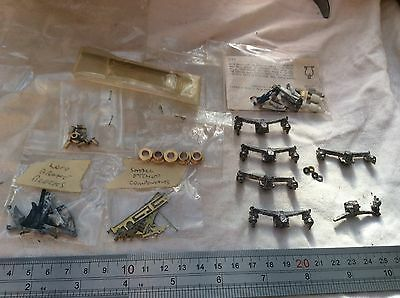 O GAUGE 7mm SCALE JOB LOT OF BEARINGS / LOCO BRAKE BLOCKS & OTHER ITEMS