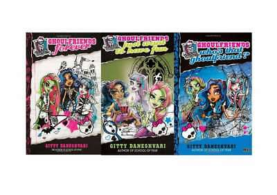 Monster High: Ghoulfriends Set by Gitty Daneshvari