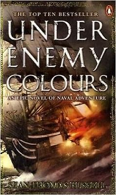 Under Enemy Colours by  Sean Thomas Russell- New Paperback Book