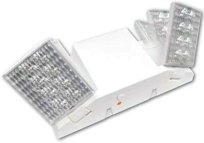 Ciata Lighting EMR-D-LED - White LED Emergency Light with Backup Battery