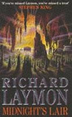 Midnight's Lair by Richard Laymon (Paperback) New Book