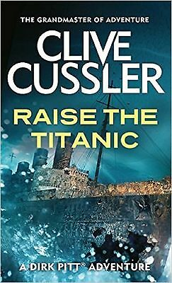 Raise the Titanic by Clive Cussler (Paperback, 1988) New Book