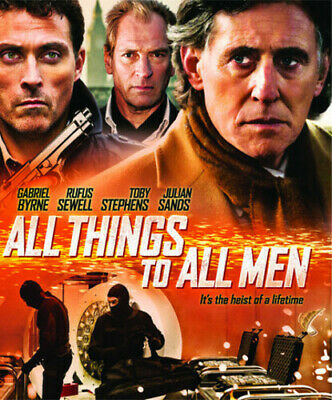 All Things to All Men [New Blu-ray] Manufactured On Demand, Ac-3/Dolby Digital