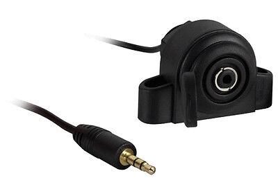 New Install Bay Ibr71 Universal 3.5Mm Aux Audio Input 5 Ft Extension