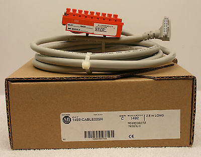 AB 1492-CABLE010N PRE-WIRED CABLE FOR 1746 DIGITAL I//O