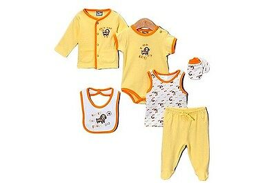 Sweet and Soft Apparel Set for Newborn