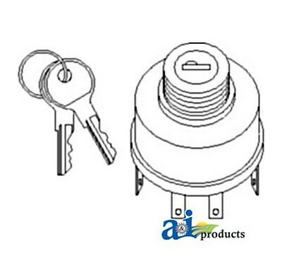 AI 70241965 Switch Ignition for Allis-chalmers Tractor