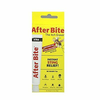 After Bite Xtra Gel The Itch Eraser Instant Sting Relief 0.7 Oz