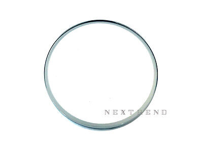 100% Sapphire Crystal Flat Watch Crystals Diameter 20mm~40.5mm(1.0 mm thick)