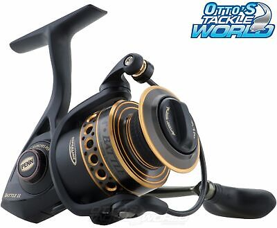 Penn Battle II Spin Reels (All Models) BRAND NEW at Otto's Tackle World