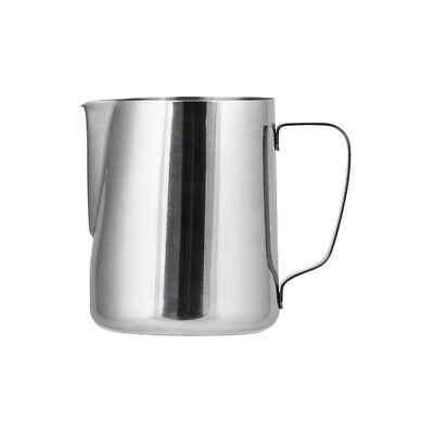 Milk Frothing Jug 1.5L Stainless Steel Coffee Steaming Creamer Water Pitcher NEW