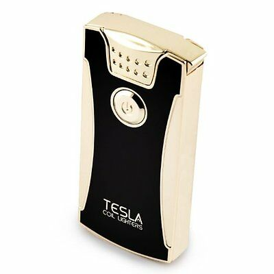 Tesla Coil Lighters™ USB Rechargeable Windproof Dual Arc Lighter (BRAND NEW)