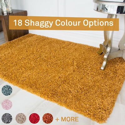 NEW Fluffy Furry Deep Thick Soft Shaggy Area Rug for Living Room Bedroom Floor