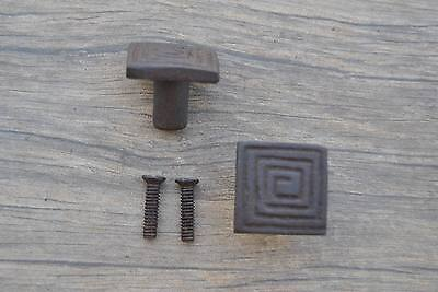 Antique French style Fancy Cast Iron door cabinet drawer Knobs handles Pulls