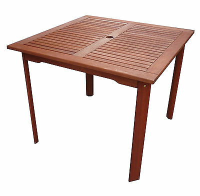 Outdoor Sqaure Table 80cm