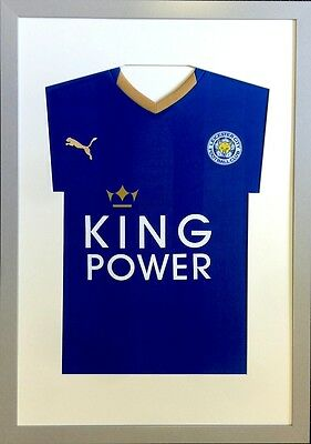 FRAME FOR ANY signed football shirt plus any 2 photos - £46.99 ...