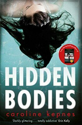 Hidden Bodies by Caroline Kepnes Book The Cheap Fast Free Post