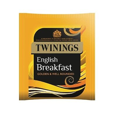 Twinings Envelopes Earl Grey Breakfast Assam Decf Green Holiday Camping 20-200