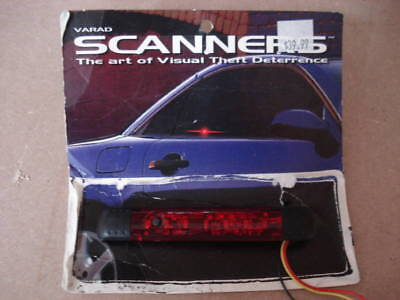 Visual Theft Deterrant Car Scanner
