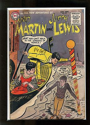 Adventures of Dean Martin and Jerry Lewis #23 GDVG