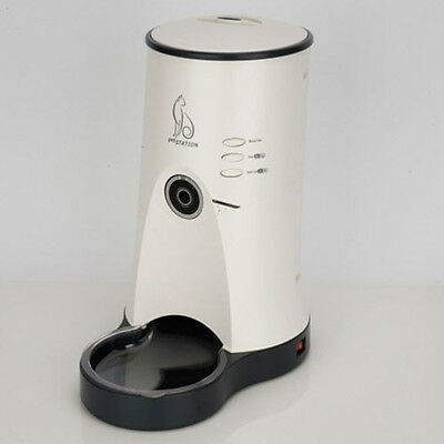 Camera Embedded Automatic Smart Pet Feeder For Dogs and Cats(WIFI)