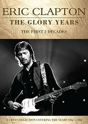 Eric Clapton - The Glory Years [New DVD]
