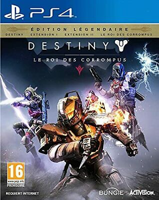 Destiny: The Taken King - Legendary Edition (PS4) - Game  K4VG The Cheap Fast