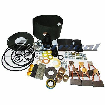 Complete Delco 50Mt Dd Starter Repair Kit For Alis Chalmers Case Agco Cleaner
