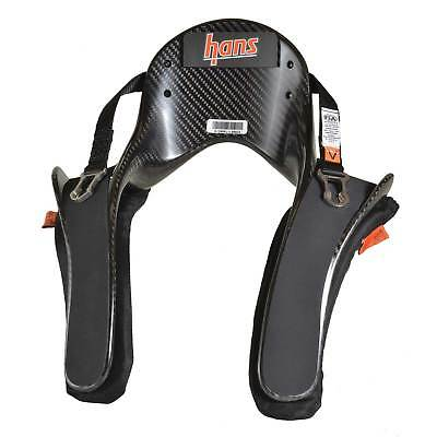 hans Pro Ultra HANS FHR Safety Device / Restraint Race/Rally FIA Approved Carbon