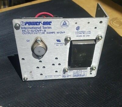 1 Piece Of Power One Hc5-6/ovp-A