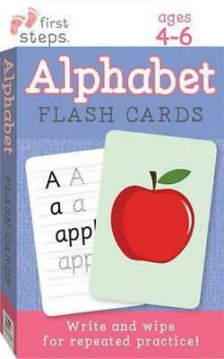 NEW Alphabet Flash Cards By Hinkler Books Activity Kit Free Shipping